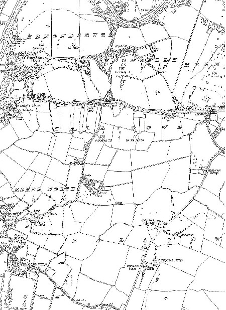 1937 map of ballydowd